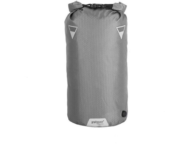 WOHO X-Touring Bolsa seca 9L, honeycomb iron grey